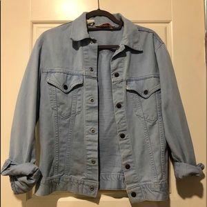 Levi's// vintage jean jacket